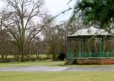Boultham Park, Lincoln is dependent on funding from HLF