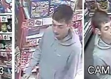 Lincolnshire Police say they want to speak with this man in connection with a Lincoln burglary.