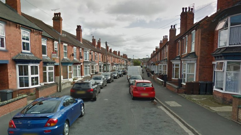 Pennell Street in the Sincil Bank area of Lincoln. Photo: Google StreetView