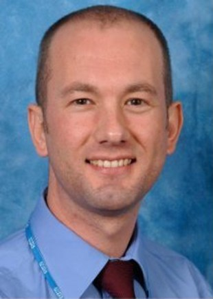 Andy Brammer is the new clinical lead for diagnostics and head of radiography at Lincoln County Hospital.