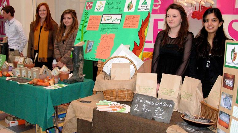 The annual Young Enterprise Trade Fair will take place on January 31 at Waterside Shopping centre in Lincoln.