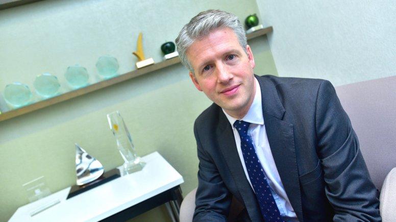 Simons Chief Executive Tom Robinson. Photo: Steve Smailes for Lincolnshire Business