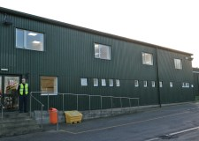 The Produce World facility in Swinderby