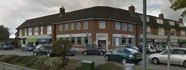 HSBC on Newark Road closed on May 1