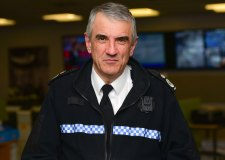 Chief Constable Neil Rhodes. Photo Steve Smailes for The Lincolnite