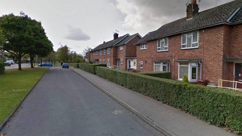 Lenton Green in Lincoln. Photo: Google Street View