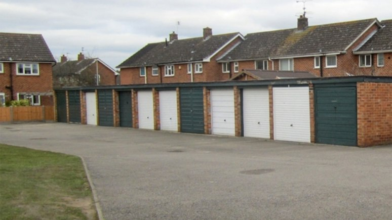 The bungalows off Clematis Approach, Birchwood