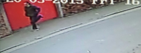 Police are appealing for help identifying the man pictured in connection with a robbery in Lincoln.