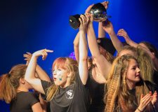 Dance Factor champions Game Over from North Hykeham