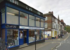 The St Barnabas Lincolnshire Hospice Charity shop on Monks Road. Photo: Google Street View