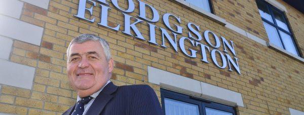 Sam Elkington, Hodgson Elkington's Senior Partner. Photo: Steve Smailes