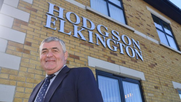 Sam Elkington knows which that his team will be the best at Hodgson Elkington