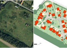 The proposal for 35 homes on land to the south of Bassingham has been approved by North Kesteven District Council