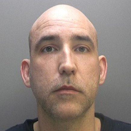 Darren Hadman, 40, was sentenced to three years in prison.