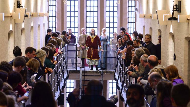 Celebrations for the 800th anniversary of the Magna Carta included the launch of educational platforms and an inspiration festival (including Lincoln's own Kind John). Photo: Steve Smailes for The Lincolnite