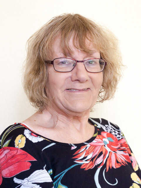Councillor Jill Wilson has stood down due to ill health.