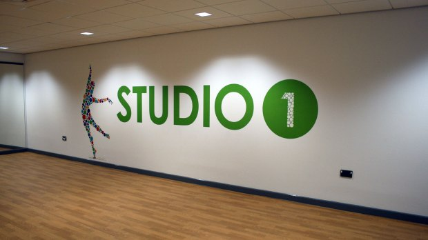 One NK studio 1. Photo: NKDC
