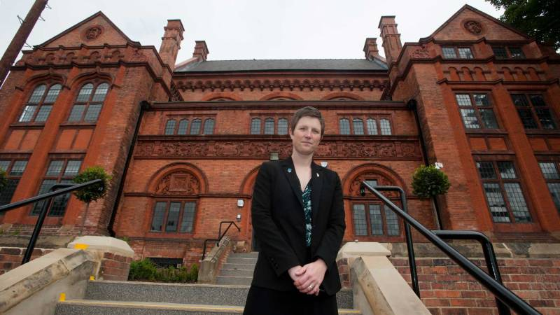 Lincoln UTC Principal Dr Rona Mackenzie. Photo: Steve Smailes for The Lincolnite
