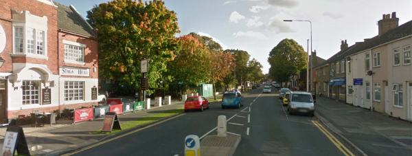 Hundreds of people will gather in the Newport area of Lincoln for the funeral. Photo: Google Street View