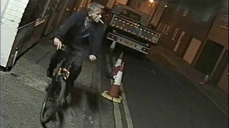 Police are looking to speak to the man pictured, who was in the area at the time the incident was reported.