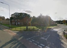 The crash happened on the Riseholme Road junction with Ruckland Avenue. Photo: Google Street View.