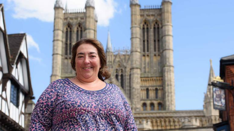 Mary Powell. Photo: Steve Smailes for The Lincolnite