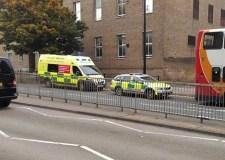 Broadgate-ambulance