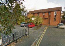 The Castle Ward Club in Lincoln. Photo: Google Street View.