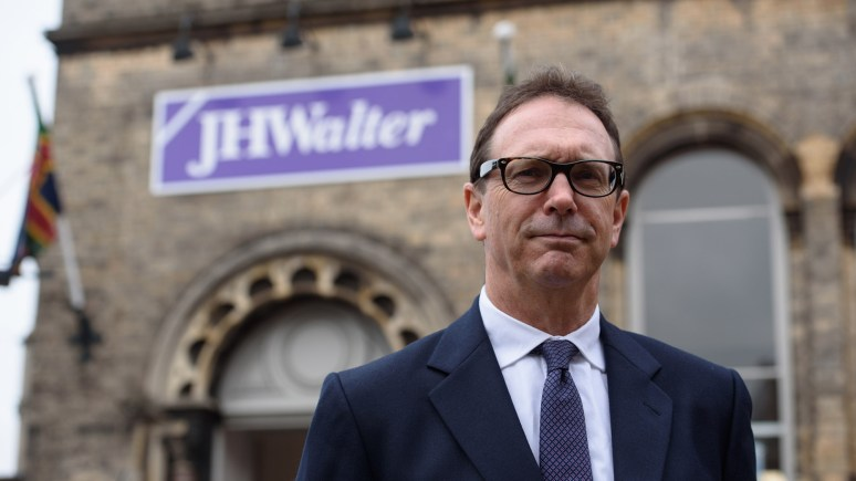Ian Walter, Senior Partner at JHWalter. Photo: Steve Smailes