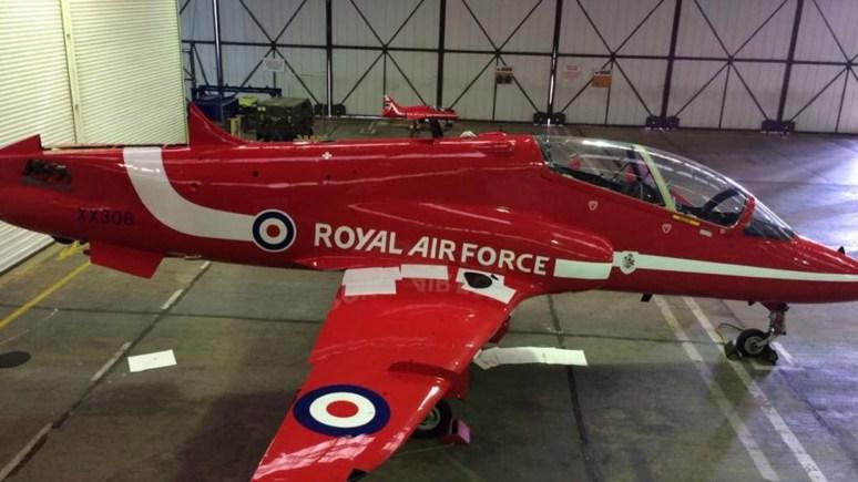 Photo: RAF
