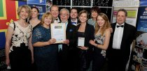 Lincolnshire Wedding Venue of the Year winners Washingborough Hall Hotel