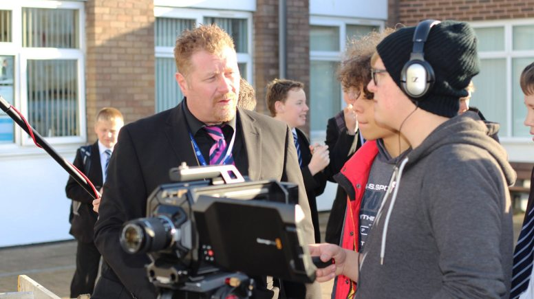 Around 30 students are involved in the production.