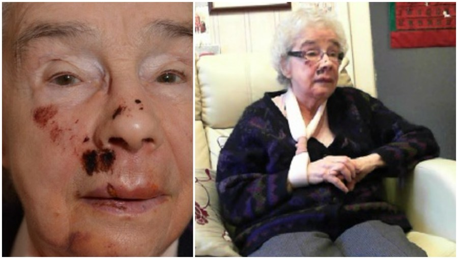 82-year-old Kathleen Cordon. Photo: Lincolnshire Police