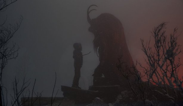 Emjay Anthony in Krampus. Photo by Legendary and Universal Pictures.