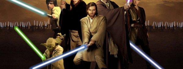 Do you know a Jedi?