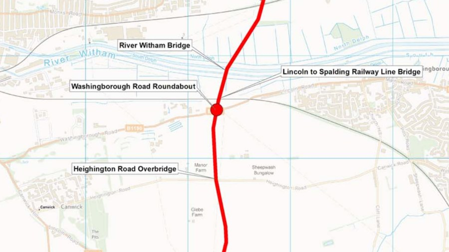Councillors will discuss an agreement with Network Rail to construct a £12 million rail bridge over the proposed bypass.