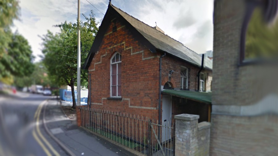 People are invited to visit the Lincoln Mosque on Orchard Street