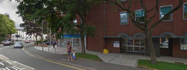 Newland Health Centre, next to the pharmacy. Photo: Google Street View