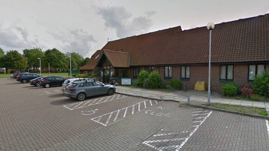 """Minster Medical Practice scored """"Good"""" across the board in its recent inspection. Photo: Google Street View."""