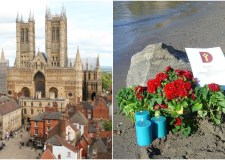 The concert is being help at Lincoln Cathedral on Saturday.