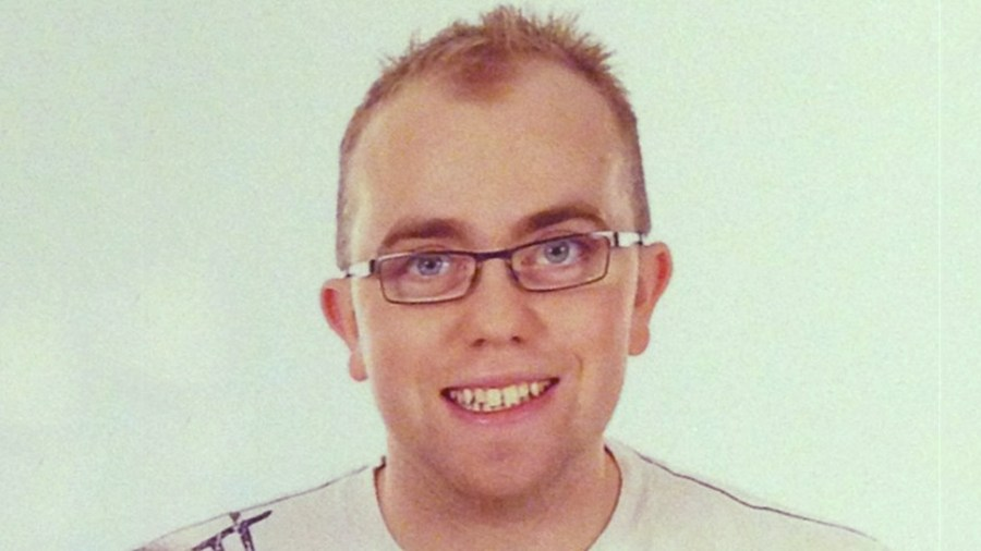 David Thorp, who died in a road traffic accident on Thursday, January 28