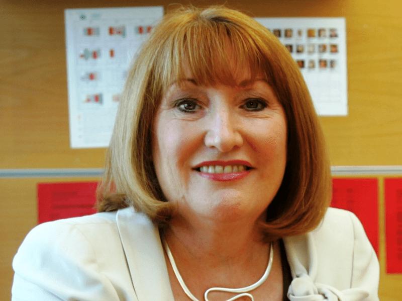MEP Glynis Willmott