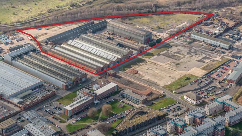 The 19.5 acre City View development site is now open to investors.