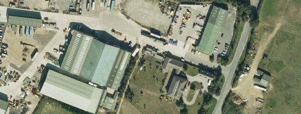 Trent Build Ltd has ceased trading. Photo: Google maps.