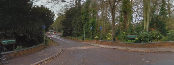 Hartsholme County Park car park will be closed for two days. Photo: Google Street View