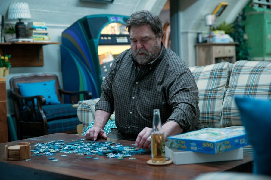 John Goodman in 10 Cloverfield Lane. Photo by Paramount Pictures.