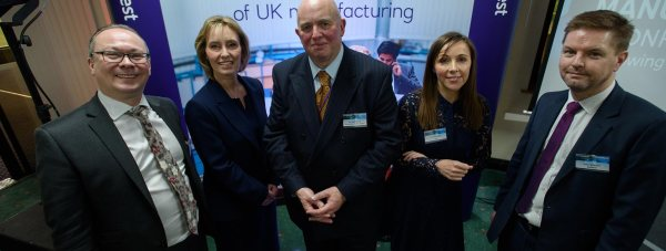 Business leaders at the Lincolnshire Manufacturing Conference on March 10.