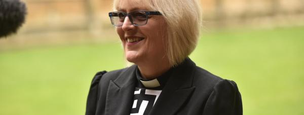 New Dean of Lincoln, Christine Wilson. Photo: Steve Smailes for The Lincolnite