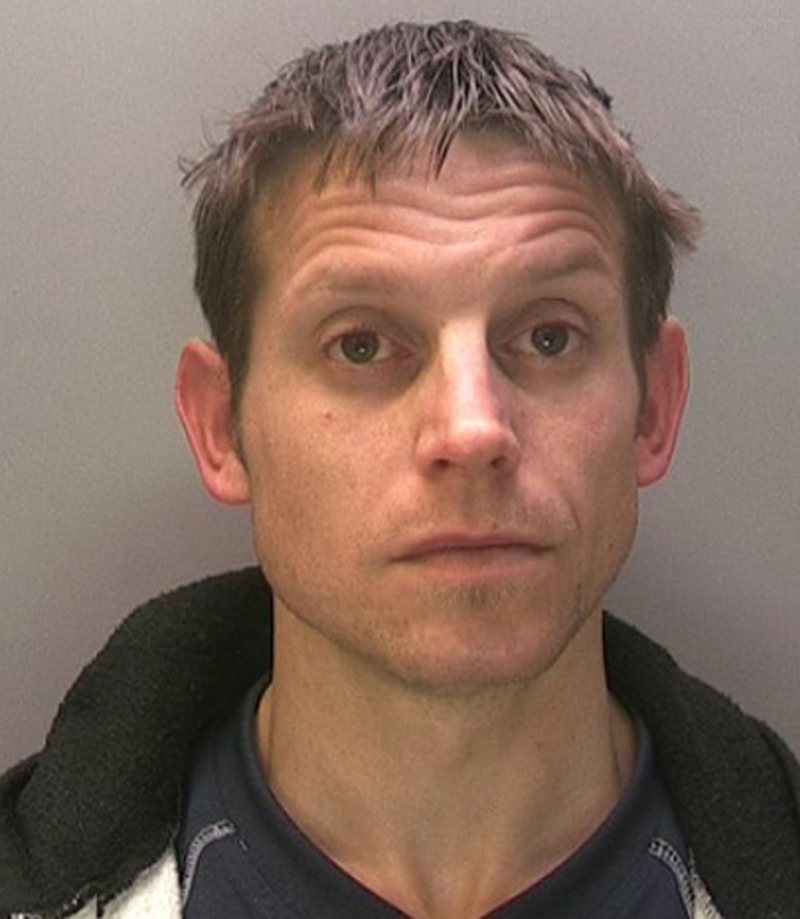 Daniel Conway failed to Photo: Lincolnshire Police