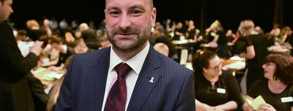 Lincolnshire's Police and Crime Commissioner Marc Jones. Photo: Steve Smailes for The Lincolnite